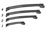 Кіти для велокріплення Easy Grip H3/S3