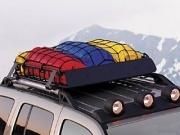 Експедиційна решітка з сіткою для фіксації вантажу