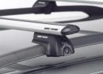 Аренда багажников с аэродинамическими алюминиевыми поперечинами