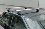 Подобрана комплектация багажника для автомобиля Suzuki SX-4, 5d хетчбэк, выпуск  2006-12г., с гладкой крышей