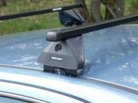 Багажник на  дах зі штатними місцями Mont Blanc серії FLEX KIT 2