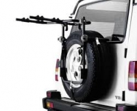 А К Ц І Я ! ! ! Кріплення для двох велосипеів на запасне колесо позашляховика Mont Blanc CARRIER 2 CICLE  4х4