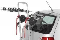 Кріплення для трьох велосипедів на задню частину автомобіля Mont Blanc Easy Grip H3