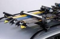 АКЦИЯ!!! Крепление для 4-х пар лыж или 2-х сноубордов Mont Blanc 538 McKINLEY