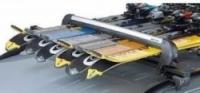 АКЦИЯ!!!  Крепление для 6-х пар лыж или 4-х сноубордов Mont Blanc 539 EVEREST