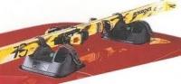А К Ц І Я ! ! ! Магнітне кріплення для 2-х пар лиж  FAPA BLITZ