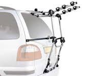 Кріплення для трьох велосипедів на задні двері автомобіля Rear Trail Hatch H