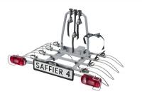 Кріплення Saffier 4quick для чотирьох велосипедів на фаркоп автомобіля