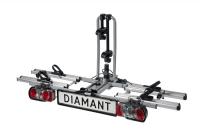 Кріплення Diamant для двох велосипедів на фаркоп автомобіля