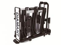 Кріплення Diamant SG3  для трьох велосипедів на фаркоп автомобіля