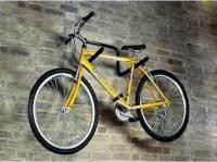 Настінне кріплення для  двох велосипедів  Wall Maunted Cycle Holder