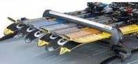 А К Ц И Я  !  !  !   Крепление для 6-х пар лыж или 4-х сноубордов Mont Blanc 539 EVEREST