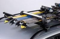 А К Ц И Я ! ! !   Крепление для 4-х пар лыж или 2-х сноубордов Mont Blanc 538 McKINLEY